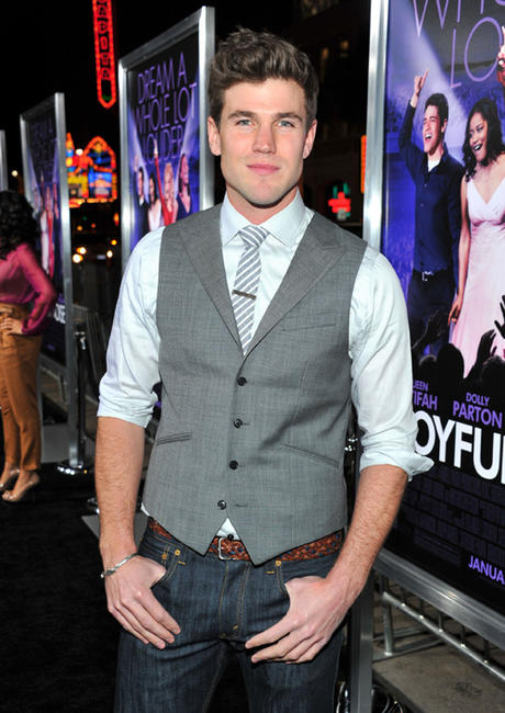 Austin Stowell at the California premiere of