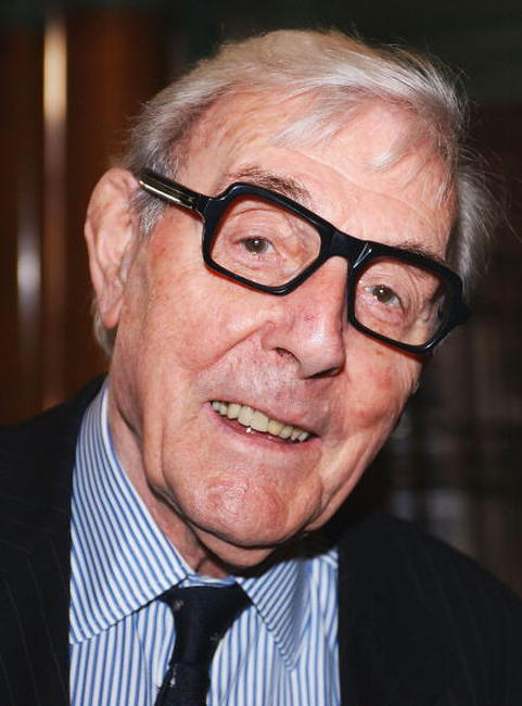 Eric Sykes at the Oldie Of The Year Awards.