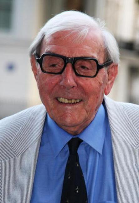 Eric Sykes at the Harper Collins Summer Party.