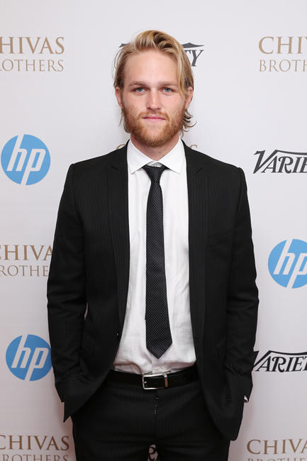 Wyatt Russell at the 66th Annual Cannes Film Festival in France.