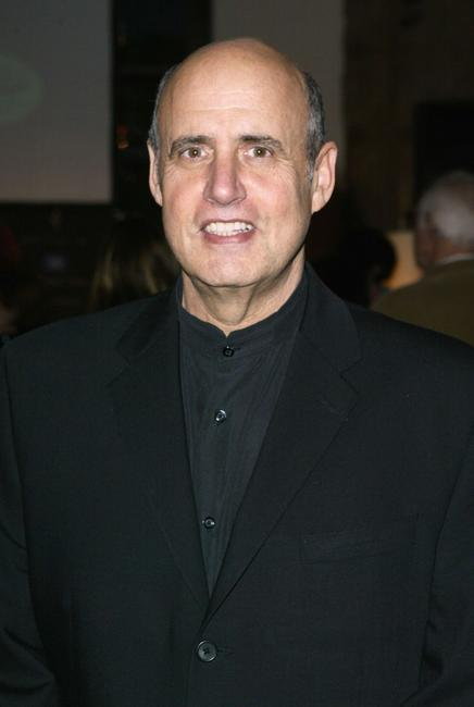 Jeffrey Tambor at the Global Vision for Peace launch of Artists.