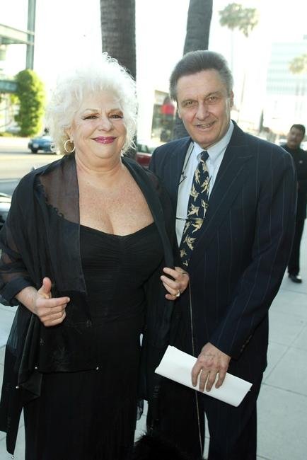 Joseph Bologna and his wife Renee Taylor at the 19th Israel Film Festival.