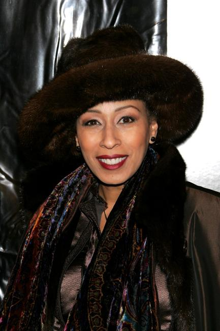 Tamara Tunie at the New York premiere of