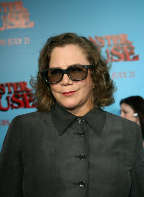 Kathleen Turner at the California premiere of