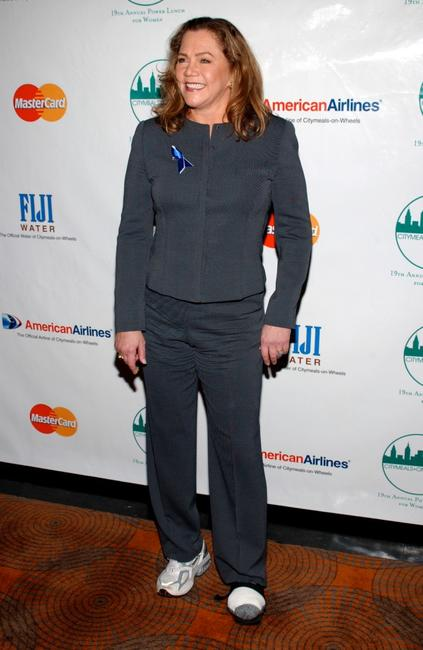 Kathleen Turner at the 19th Annual Power Lunch for Women.