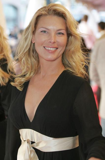 Deborah Kara Unger at the premiere of