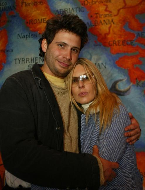 Deborah Kara Unger and Jeremy Sisto at the