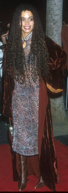 Lisa Bonet at the Los Angeles premiere of
