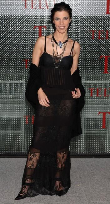 Maribel Verdu at the TELVA Magazine Awards.