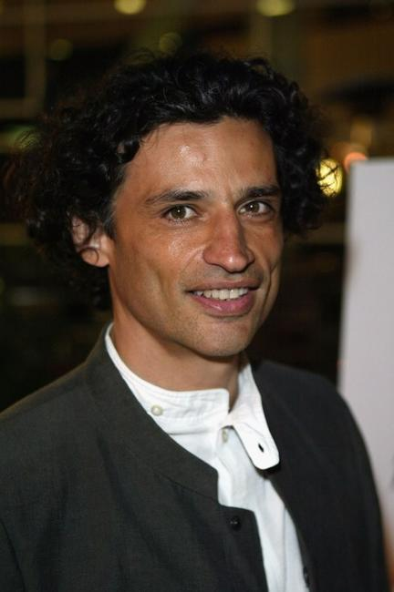 Enrico Lo Verso at the Italian Film Awards opening evening.