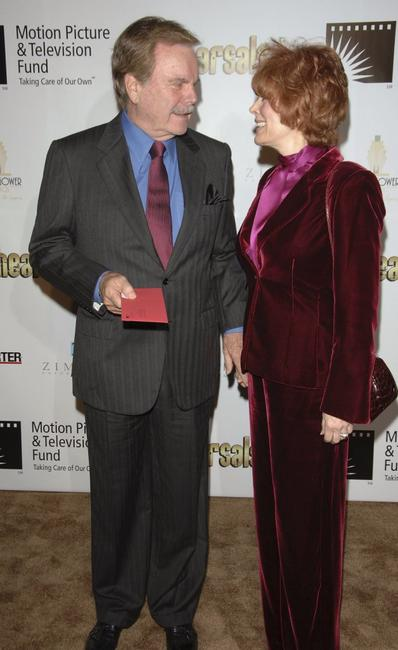 Robert Wagner and wife Jill Saint John at the 2nd annual