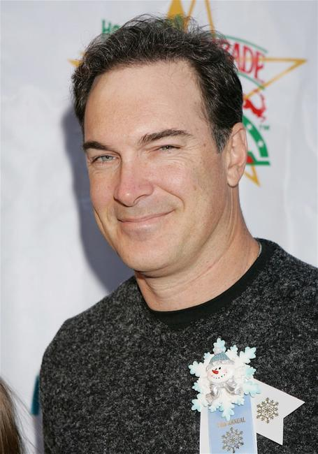 Patrick Warburton at the 2005 Hollywood Christmas Parade.