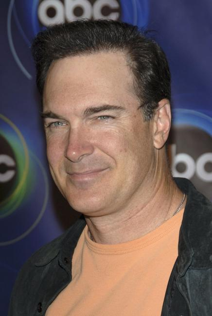 Patrick Warburton at the ABC Winter Press Tour All Star Party.