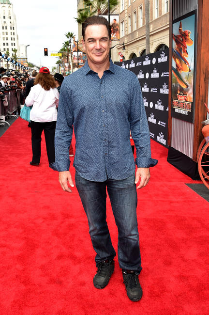 Patrick Warburton at the World premiere of