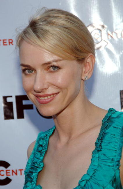 Naomi Watts at the IFC Center Grand Opening Celebration.