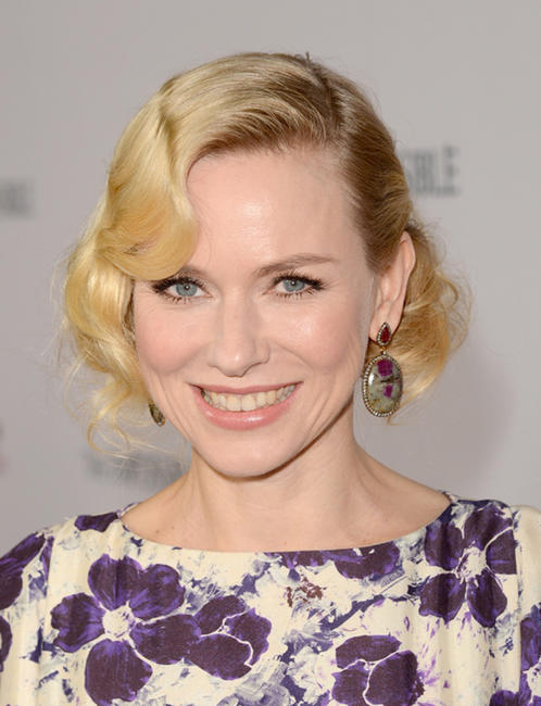 Naomi Watts at the California premiere of