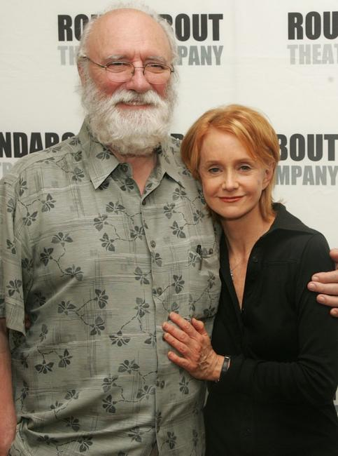 Philip Bosco and Swoosie Kurtz at the Rehearsals of