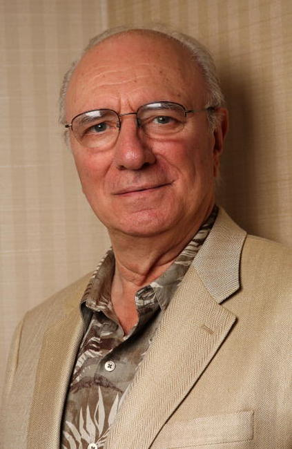 Philip Bosco in a portrait during the Toronto International Film Festival 2007.