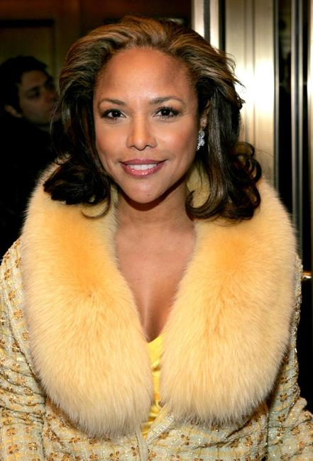 Lynn Whitfield at the opening of