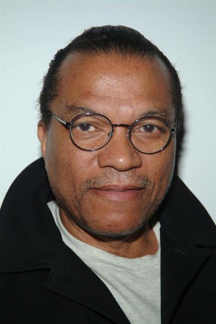 Billy Dee Williams at the Tribeca Film Festival.