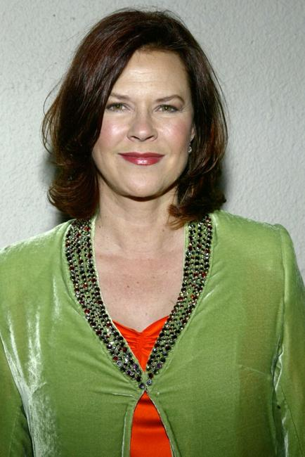 JoBeth Williams at The Norby Walters Holliday party.