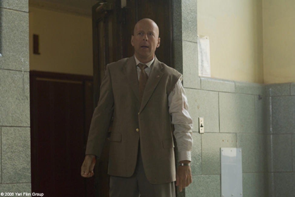Bruce Willis as Principal Kirkpatrick in