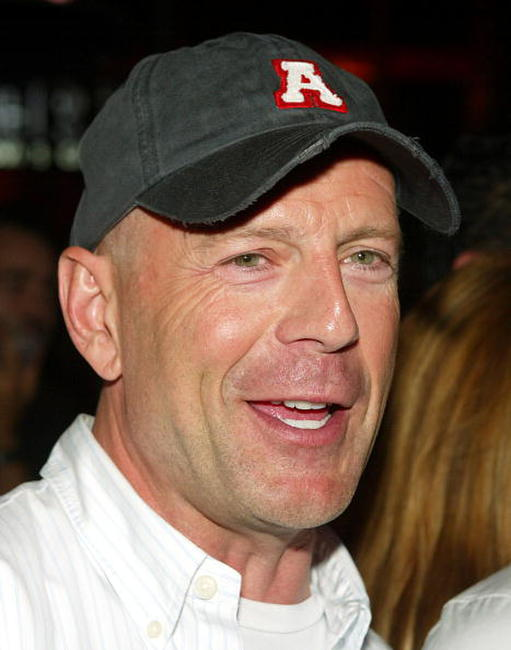 Bruce Willis at