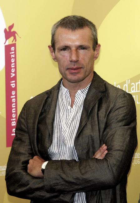 Lambert Wilson at the photocall to promote