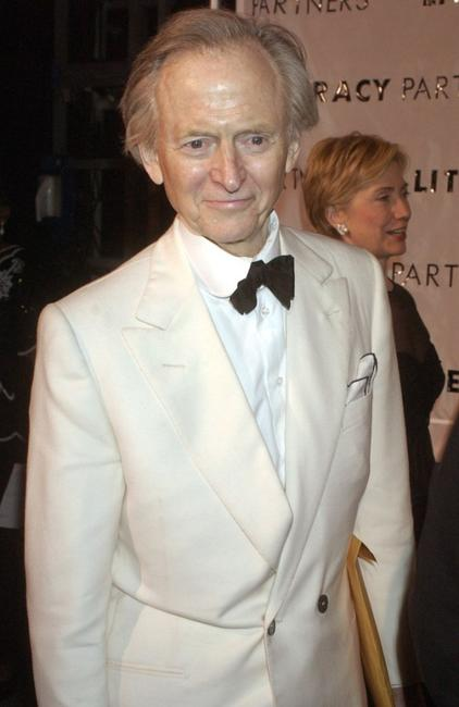 Tom Wolfe at the 20th Anniversary Celebration of