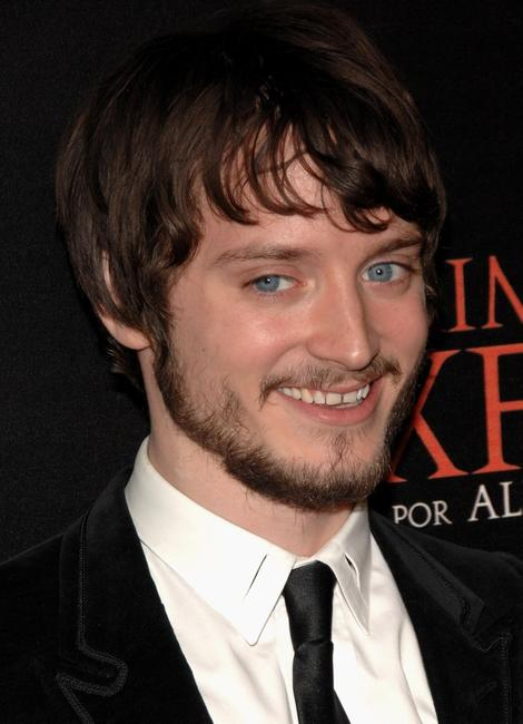 Elijah Wood at the premiere of