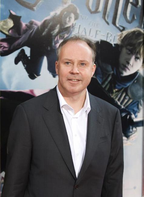 David Yates at the New York premier of