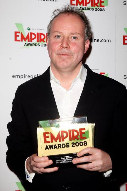 David Yates at the Sony Ericsson Empire Awards 2008.