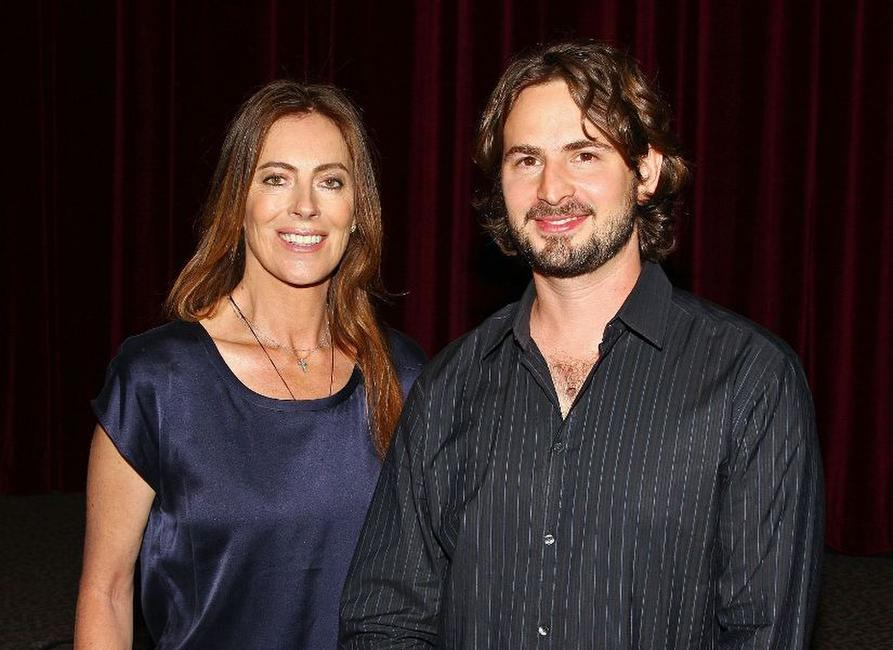 Kathryn Bigelow and Mark Boal at the screening of