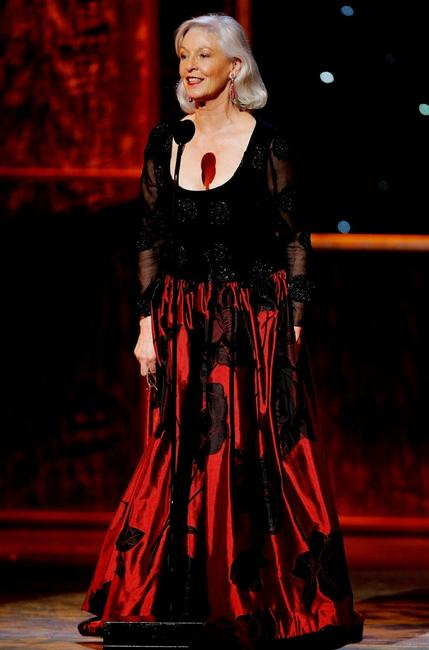 Jane Alexander at the 61st Annual Tony Awards.
