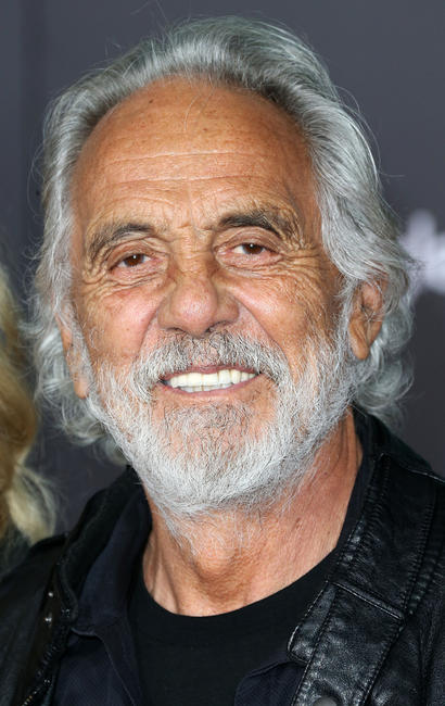 Tommy Chong at the California premiere of
