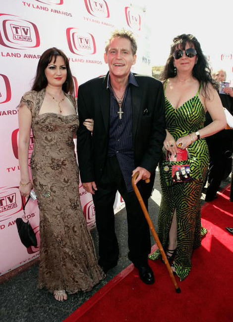 Jeff Conaway and Guests at the 6th Annual TV Land Awards.