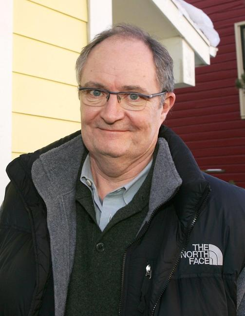 Jim Broadbent at the 2007 Sundance Film Festival, on Main Street.