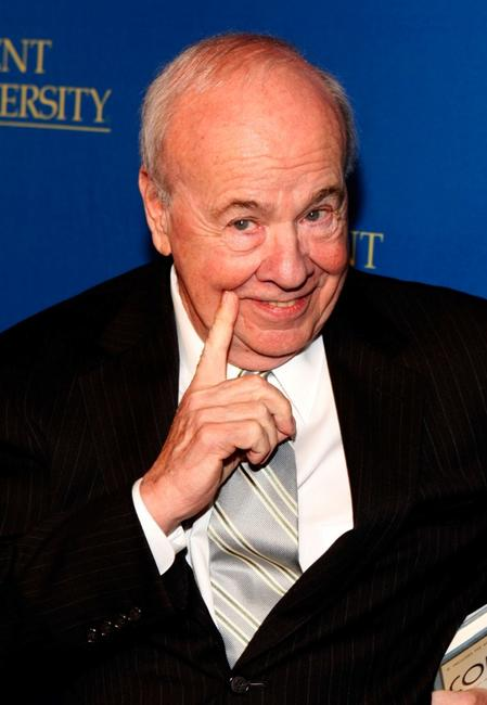 Tim Conway at the Regent University's School of Communication and the Arts 2nd Annual Candlelight Forum.