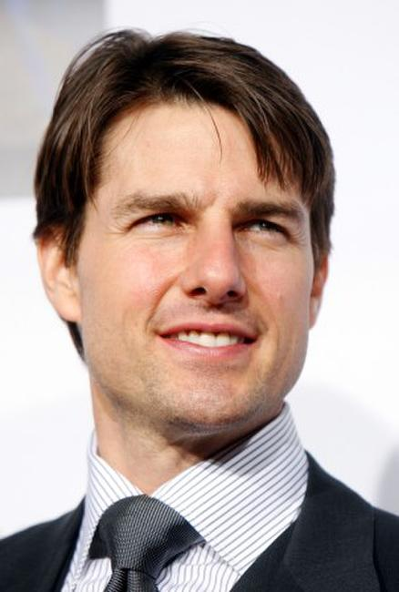 Tom Cruise at the MENTOR LA's Promise gala.