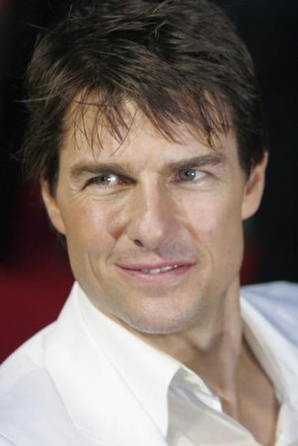 Tom Cruise at the Japan premiere of
