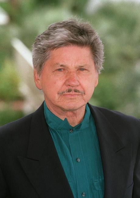 Charles Bronson at the 44th Cannes Film Festival.
