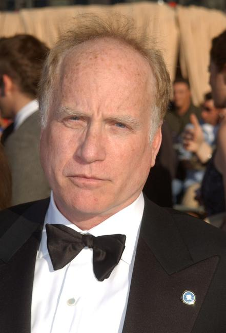 Richard Dreyfuss at the 8th Annual Screen Actors Guild Awards.