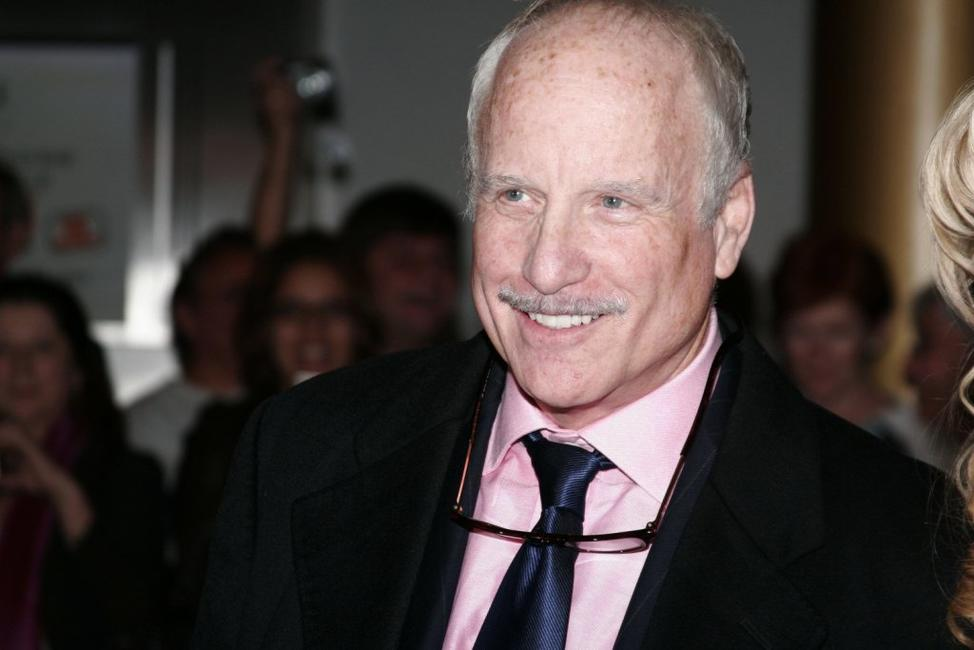 Richard Dreyfuss at the Kennedy Center's Ninth Annual Mark Twain Prize.