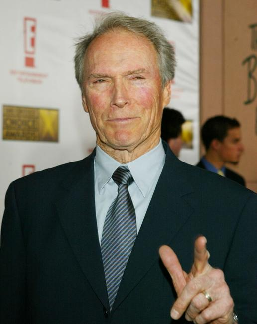 Clint Eastwood at the 9th Annual Critics? Choice Awards gala.