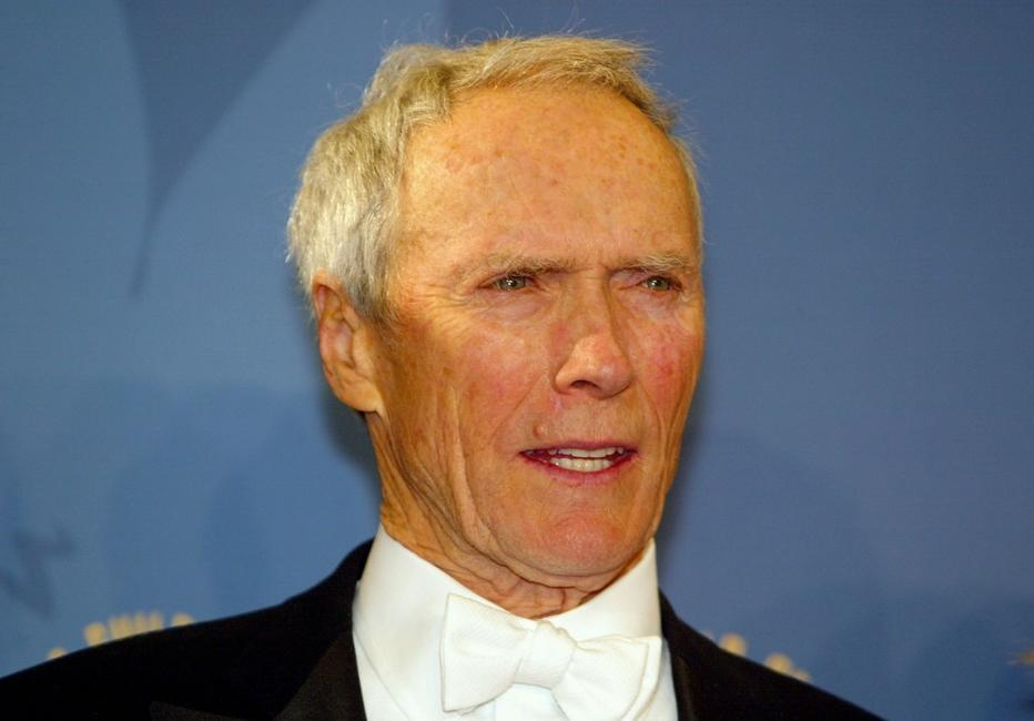 Clint Eastwood at the 57th Annual DGA Awards.