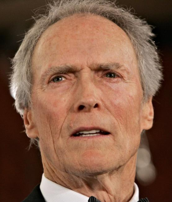 Clint Eastwood at the 58th Annual Directors Guild Of America Awards.