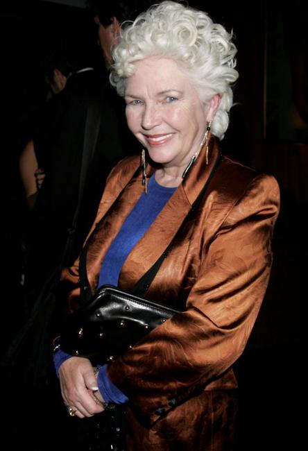 Fionnula Flanagan at the Weinstein Co. Golden Globe after party.