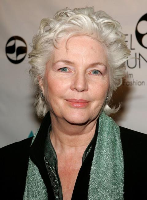 Fionnula Flanagan at the Reel Lounge Gala Benefit.