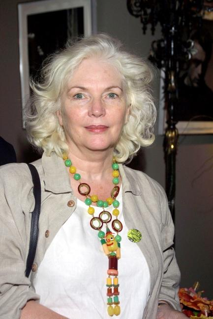 Fionnula Flanagan at the opening of