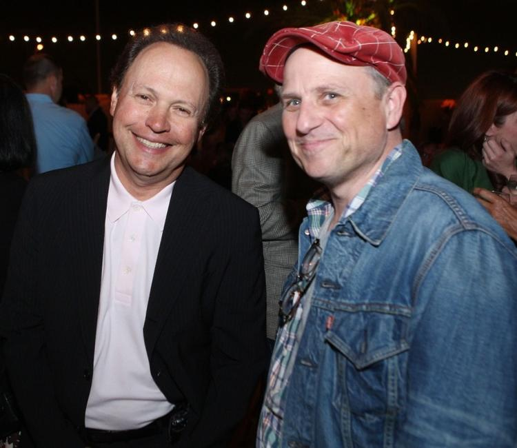 Billy Crystal and Bobcat Goldthwait at the after party of the premiere of